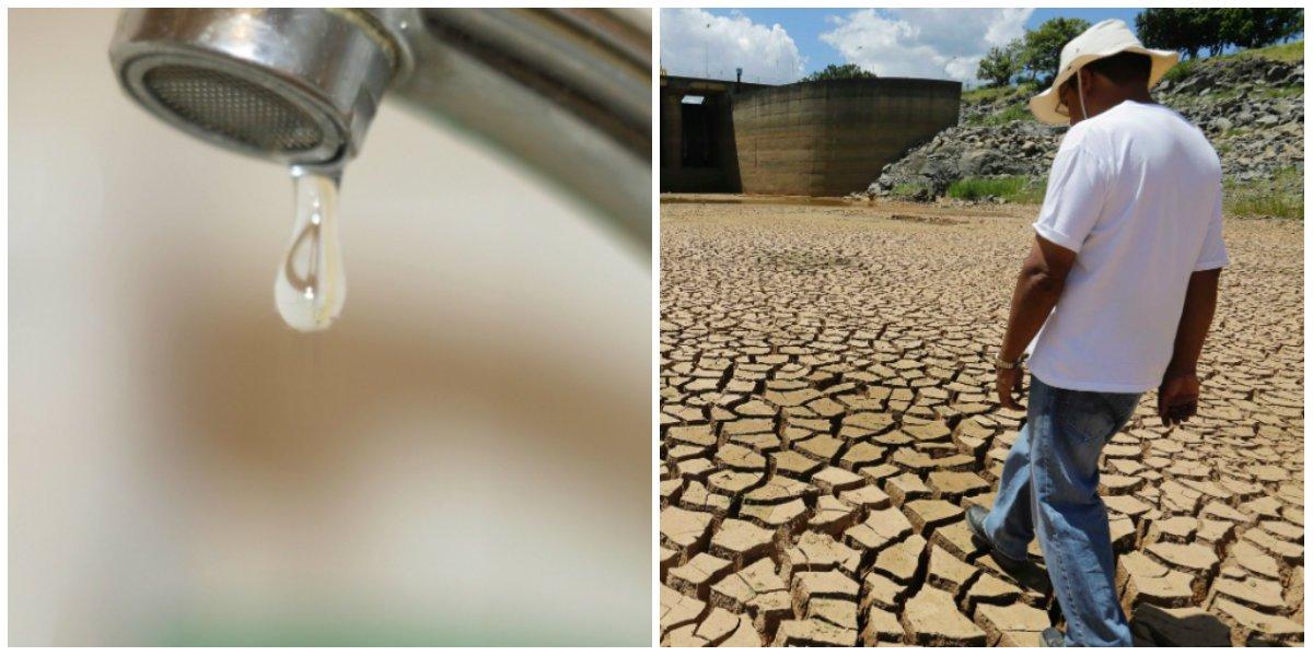 """Mais de um terço dos moradores da cidade de São Paulo admite ter enfrentado problemas com o fornecimento de água no mês passado, segundo pesquisa do Instituto Datafolha divulgada neste sábado; 15% dos entrevistados responderam que o problema aconteceu com """"muita frequência"""" e 13%, """"um pouco de frequência""""; Sabesp e o governo de São Paulo negam qualquer tipo de racionamento"""