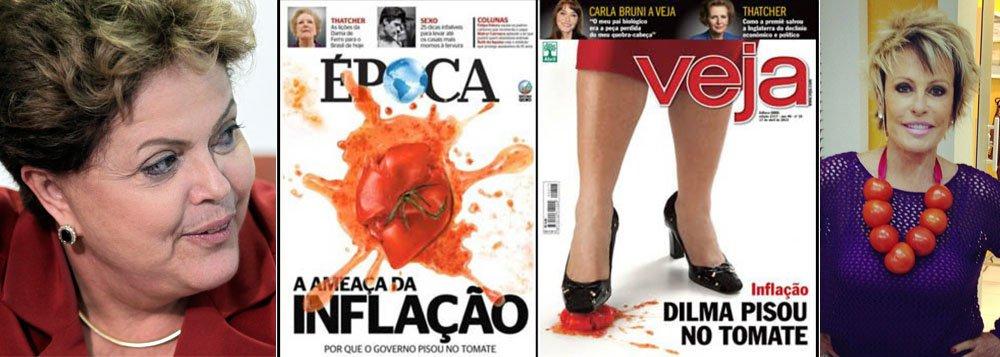 Número final da inflação de 2013 confirma mais uma derrota dos que apostaram - no mais das vezes de maneira ridícula - no caos dos preços; IPCA ficou em 5,91%, dentro da margem ampliada de 6,5% estabelecida pelo Banco Central; pelo décimo ano consecutivo País tem taxa na meta; desde janeiro, provocações e tentativas de desestabilização se sucederam nas mais diversas formas; presidente Dilma Rousseff garantia que a torcida contra perderia o jogo; ela venceu essa