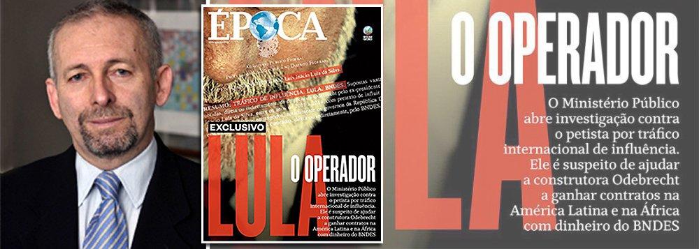 """""""Quanto tempo deve durar uma reportagem de capa numa revista semanal de informação? Teoricamente, uma semana, a se considerar que a periodicidade de uma publicação determina o nível de profundidade dos temas tratados em cada edição, de modo a se manter o interesse de um grande número de leitores e fazer com que eles esperem pelas novidades da próxima edição"""", diz Luciano Martins Costa, do Observatório da Imprensa, ao comentar a acusação recente de Época contra Lula, que fracassou em seu intento; """"A rigor, o assunto começou a morrer no mesmo dia do lançamento"""""""