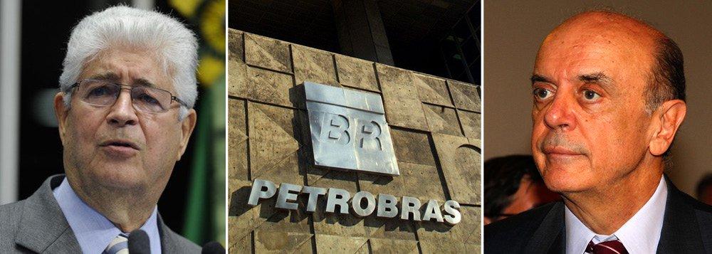 """Senador Roberto Requião (PMDB-PR) garantiu, em entrevista exclusiva ao 247, que o projeto do senador José Serra (PSDB-SP) que abre o pré-sal para empresas internacionais não tem a menor chance de avançar no Senado; """"é o fim do mundo"""", diz ele; """"ainda mais agora que a China decidiu fazer seu 'Plano Marshall', financiando a Petrobras"""", afirma, referindo-se ao empréstimo de US$ 3,5 bilhões concedido pelo Banco de Desenvolvimento da China; Requião diz ainda que irá publicar todo o conteúdo divulgado pelo wikileaks sobre o Brasil; """"as conversas do Serra com a Chevron estão lá"""""""