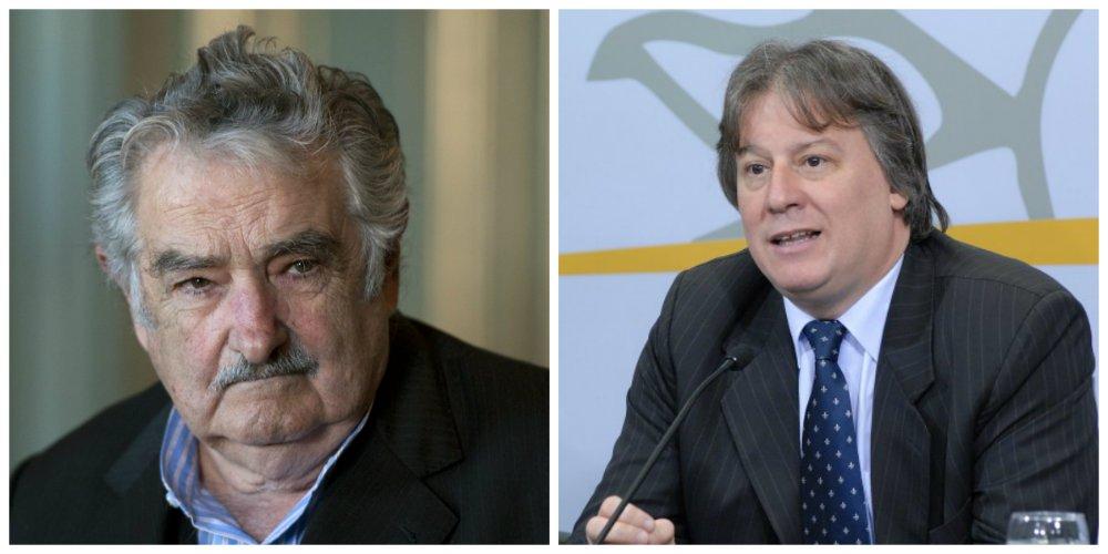 Fernando Lorenzo pediu demissão para facilitar os processos relacionados com a liquidação da companhia aérea estatal Pluna, informou o presidente José Mujica; ele foi interrogado sobre acusações de irregularidades no leilão de aeronaves Pluna, após declarar a falência da companhia aérea em 2012