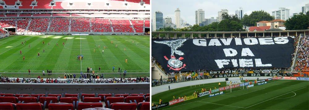 Torcedores da Fiel prometem apoio ao time em sua primeira partida no estádio da capital do país pela 16ª rodada do Brasileirão; Brasília tem gerado as maiores rendas do campeonato