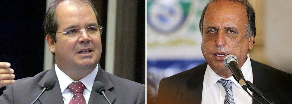 Citações aos governadores do Rio, Luiz Fernando Pezão (PMDB), e do Acre, Tião Viana (PT), que têm foro junto ao Superior Tribunal de Justiça (STJ), na lista de Rodrigo Janot enviada ao Supremo Tribunal Federal ainda são mantidas sob sigilo