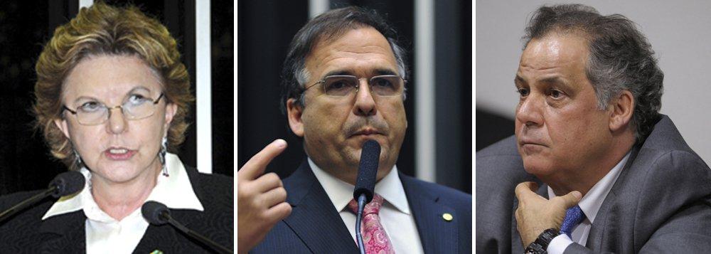 Na lista da revista Congresso em Foco, Goiás tem parlamentares nos dois opostos; Lúcia Vânia (PSDB) faltou apenas três sessões das 119 realizadas em 2013; o deputado Pedro Chaves (PMDB) é um dos seis que até hoje estiveram presentes em todas sessões desde o início da legislatura, em 2011; os deputados Sandro Mabel (PMDB) e Carlos Leréia (PSDB) estão entre os que faltaram a mais de um terço das sessões; Leréia também apareceu na lista dos faltosos de 2012