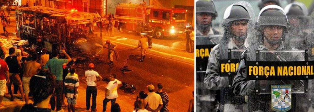 Em ofício encaminhado ao secretário da Casa Civil do Maranhão, João Abreu, o MP estadual destaca que a medida é necessária tendo em vista as recentes ataques de violência e vandalismo praticados por ordem de líderes de facções e organizações criminosas, espalhando medo na população
