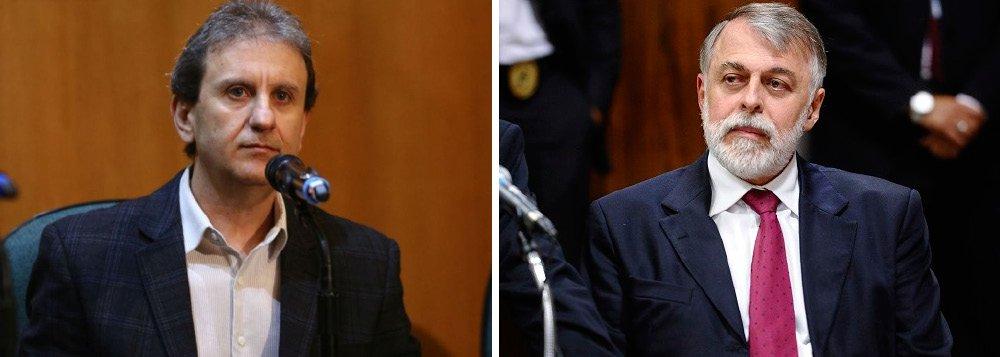 O presidente da CPI da Petrobras, Hugo Motta (PMDB-PB), informou nesta quinta (13) que o juiz Sérgio Moro autorizou para o próximo dia 25 a acareação entre o ex-diretor de Abastecimento da Petrobras Paulo Roberto Costa e o doleiro Alberto Youssef; investigados pela operação Lava Jato, os dois são delatores do esquema de corrupção na Petrobras e devem ser confrontados pelos deputados da CPI sobre contradições em seus depoimentos