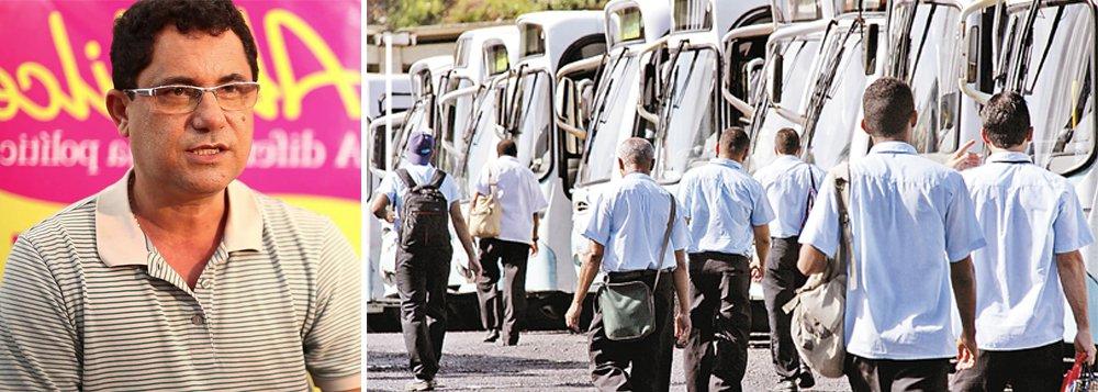 """Os rodoviários de Salvador farão assembleia nesta quinta-feira (14) às 9h para decidir se vão e quando paralisarão suas atividades; se aprovada, a greve terá início na terça (19) e será deflagrada por tempo indeterminado; de acordo com o presidente doSindicato dos Rodoviários no Estado da Bahia, Hélio Ferreira, os os empresários apresentaram """"uma proposta vazia""""; """"Querem que a gente renuncie todos os pontos da pauta para poder discutir só o salário, e mesmo assim sem dizer quanto oferecem"""""""
