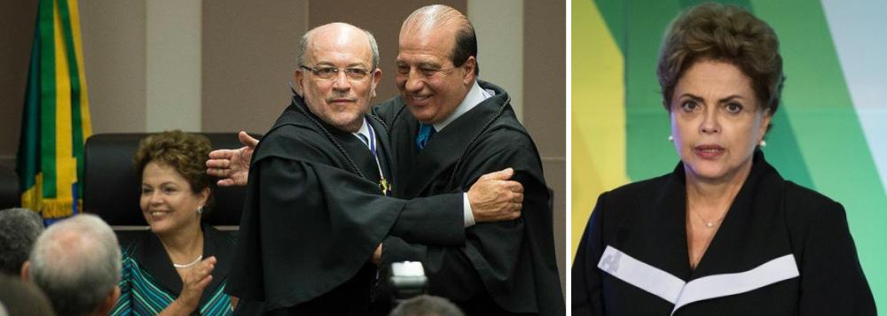 Lava Jato chega ao TCU e atinge algoz de Dilma