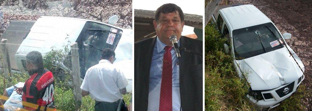 O advogado e vereador pelo PSDB do município de Piaçabuçu, no Litoral Sul de Alagoas, Antônio Cezar Carmo, foi morto a tiros após sofrer uma emboscada; a Ordem dos Advogados do Brasil Seccional de Alagoas (OAB/AL) publicou uma nota afirmando que o advogado foi vítima em decorrência do exercício da advocacia; um representante da identidade foi indicado para acompanhar as investigações