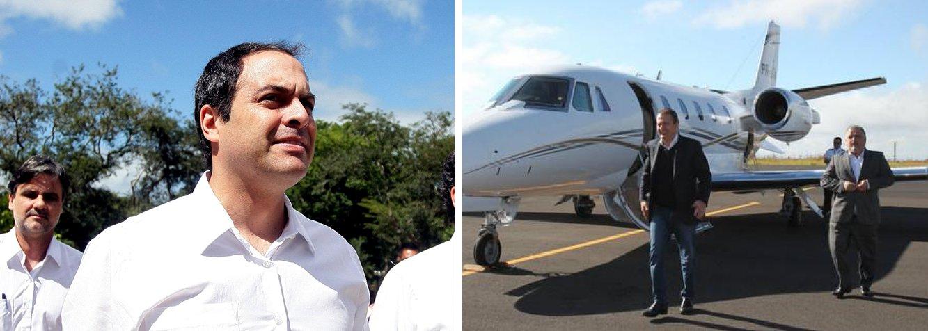 O ex-secretário da Fazenda e candidato ao Governo de Pernambuco, Paulo Câmara (PSB), defendeu nesta segunda-feira (1) a concessão de incentivos fiscais dados pelo Estado à Bandeirantes Companhia de Pneus, apontada como uma das empresas responsáveis pela negociação de compra do avião que era utilizado na campanha do PSB e que caiu no dia 13 de agosto; no acidente aéreo, ocorrido em Santos (SP), faleceram o ex-governador e presidenciável Eduardo Campos (PSB), além de outras seis pessoas; Câmara também assumiu ter viajado no avião suspeito de várias irregularidades, como o uso de caixa dois pela campanha socialista