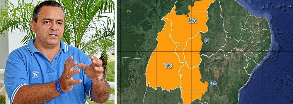 """A região do Matopiba, criada nessa quarta-feira, 7, pela presidente Dilma Rousseff, conta com uma área de cerca de 73 milhões de hectares, da qual 38% pertencente ao Estado do Tocantins; conforme o engenheiro agrônomo da Secretaria de Agricultura e Pecuária do Estado, Corombert Leão de Oliveira, o Tocantins conta com maior potencial de crescimento; """"O Estado tem um potencial de cerca de oito milhões de áreas agricultáveis para crescer, estamos criando as melhores condições de navegabilidade pelos rios para exportar cargas até o oceano"""", explicou; comparado com a safra anterior, a produção de grãos na região deve crescer 4,37%"""