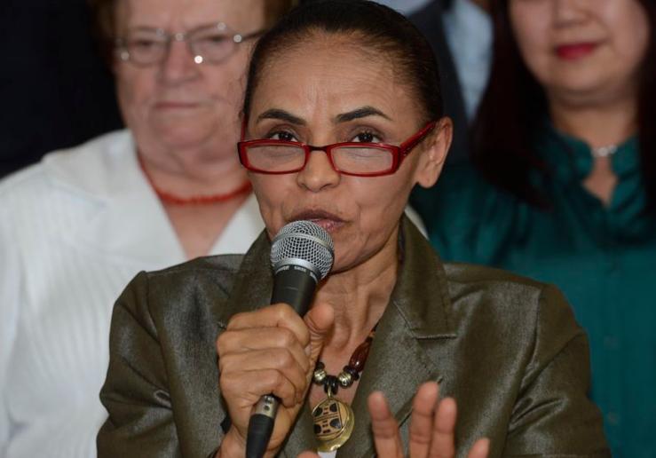 Não contente de ser guindada à candidata da direita brasileira, Marina assume também a representação do capital financeiro internacional e da agenda dos EUA