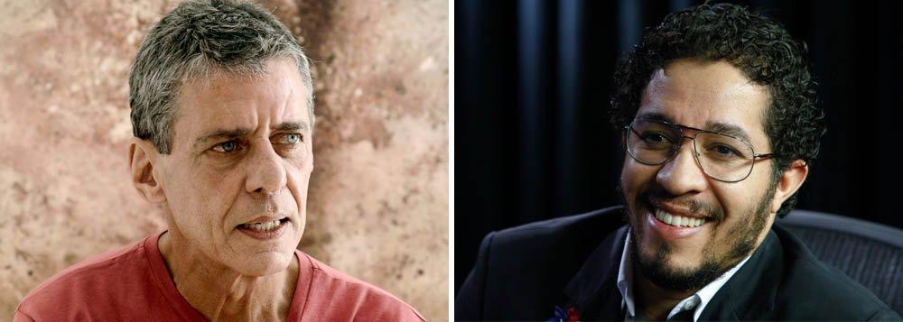 Cantor Chico Buarque telefonou para o deputado Jean Wyllys (PSOL-RJ) para declarar apoio à sua candidatura, mas descarta aparecer em seu programa eleitoral na TV