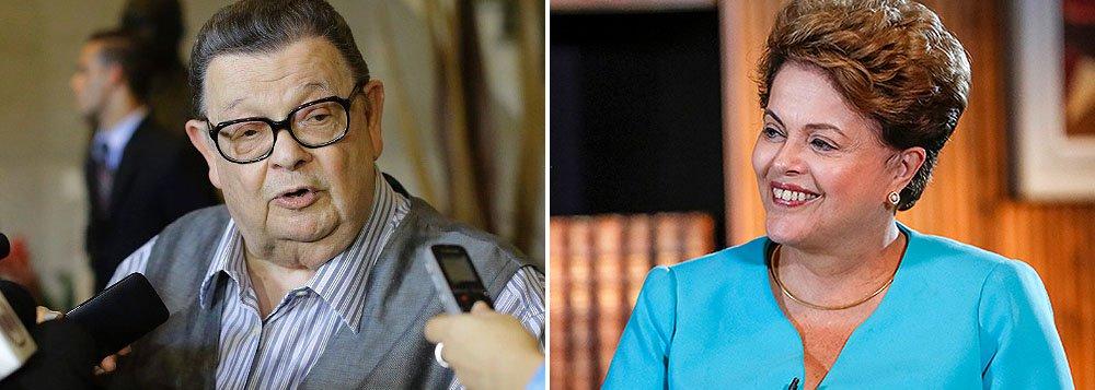 """""""Há certamente alguma coisa muito errada num país em que o ministro da Fazenda """"precisa"""" ser escolhido pelo setor financeiro. O capitalismo """"financeiro"""" não é, e é incrível que pretenda ser, um fim para si mesmo"""", diz o ex-ministro Delfim Netto, que aconselha a presidente Dilma Rousseff a escolher com calma o sucessor de Guido Mantega; """"Tome seu tempo, senhora presidenta. Escolha livremente, com cuidado e segurança"""""""
