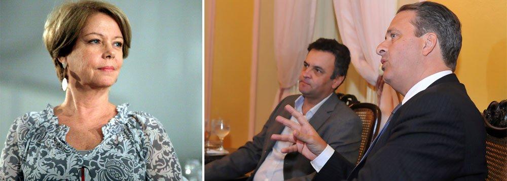 """Colunista diz que, apesar de clima de insatisfação no ar, Dilma mantém as melhores armas: o cargo, a exposição, o maior cabo eleitoral do país e o tempo de TV; """"enquanto as de Aécio ainda não parecem definidas --quem é mesmo o marqueteiro, coração de uma campanha ?; e as de Eduardo Campos, se estão, ninguém sabe, ninguém viu"""""""