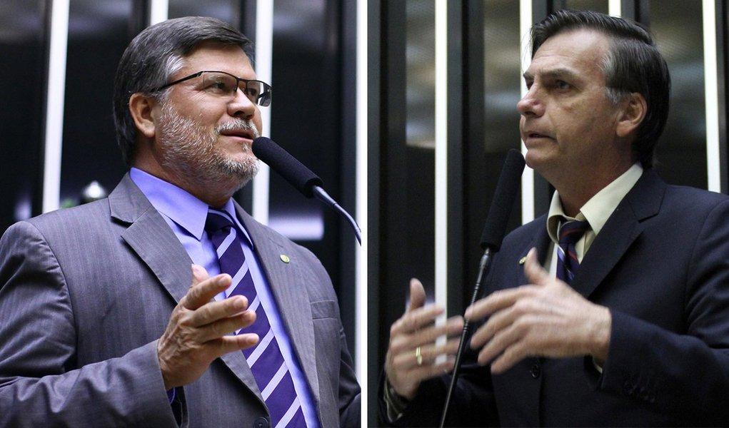 Em votação apertada, deputado Assis do Couto é eleito presidente da Comissão de Direitos Humanos;ele venceu o deputado Jair Bolsonaro (PP-RJ), que se lançou em candidatura avulsa, por 10 votos a 8