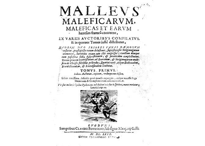 A milenar Inquisição inteiramente reformatada com o Malleus Maleficarum de 1487 (obra dos padres Krämer e Sprenger) já saiu do ordenamento jurídico brasileiro, mas muitos juízes e doutrinadores não saíram de dentro dela