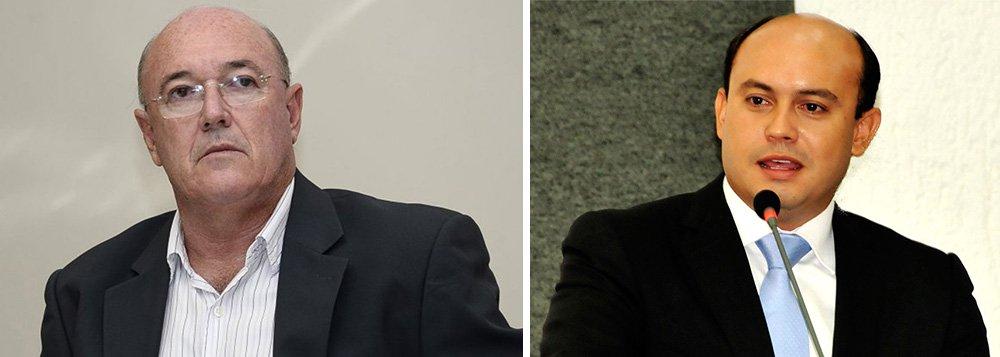 """Presidente da Comissão de Transição do governo, Herbert """"Buti"""" Barros, respondeu nesta sexta-feira, 19, as críticas do governador Sandoval Cardoso (SD) ao relatório que aponta uma dívida de R$ 4 bilhõesdo governo do Estado; """"As informações que constam no relatório foram repassadas à comissão pela equipe do atual governo"""", rebateu Buti; Sandoval disse que seu governo não contraiu dívidas e que dívida bilionária é """"marketing"""" e """"discurso de quem não está interessado em mostrar serviço""""; governador classificou ainda como """"sensacionalismo"""" a ação do Ministério Público sobre """"farra"""" nas promoções da Policia Militar"""