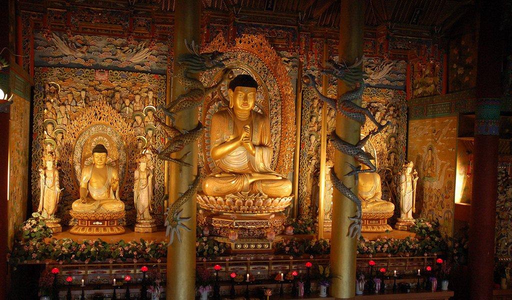 Uma estátua que esconde um segredo: a incrível história de um sábio budista que do ano 1100 até hoje permaneceu na posição meditativa do lótus