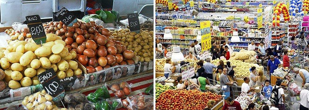 O Índice de Preços ao Consumidor (IPC), medido pela Fundação Instituto de Pesquisas Econômicas (Fipe) na cidade de São Paulo, atingiu 0,58%, na terceira prévia de novembro, ante 0,53% na apuração passada. Dos sete grupos pesquisados, o de alimentos liderou a pressão inflacionária, ao passar de uma alta de 1,17% para 1,22%