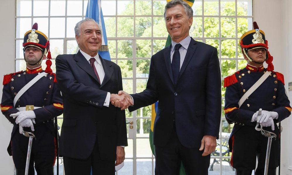 Brasil e Argentina: dois párias internacionais