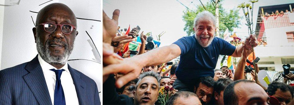 Pierre Sané: Lula merece ganhar o Nobel da Paz
