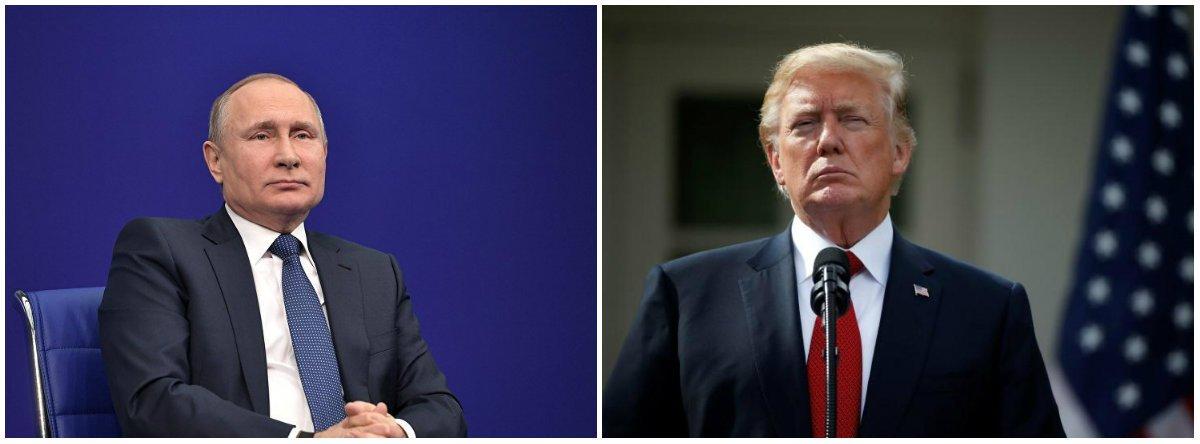 Rússia adverte aos EUA após receber novas sanções: estão brincando com fogo