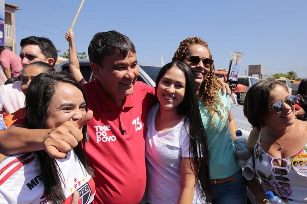 No Piauí, Wellington vence primeiro turno, diz Ibope