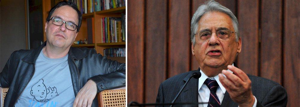Carta de FHC pedindo união contra candidatos é 'oca', diz Luiz Felipe Miguel