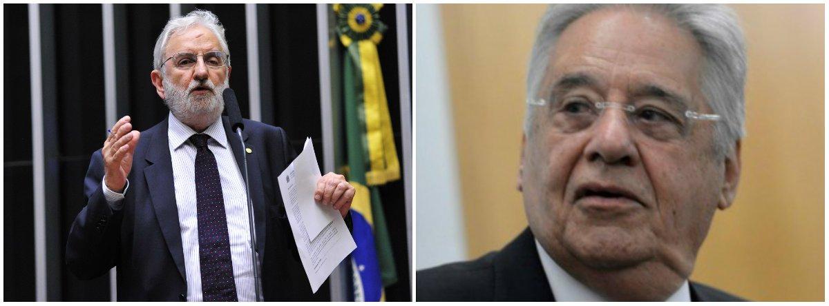 Valente: FHC deveria se penitenciar do apoio ao golpe