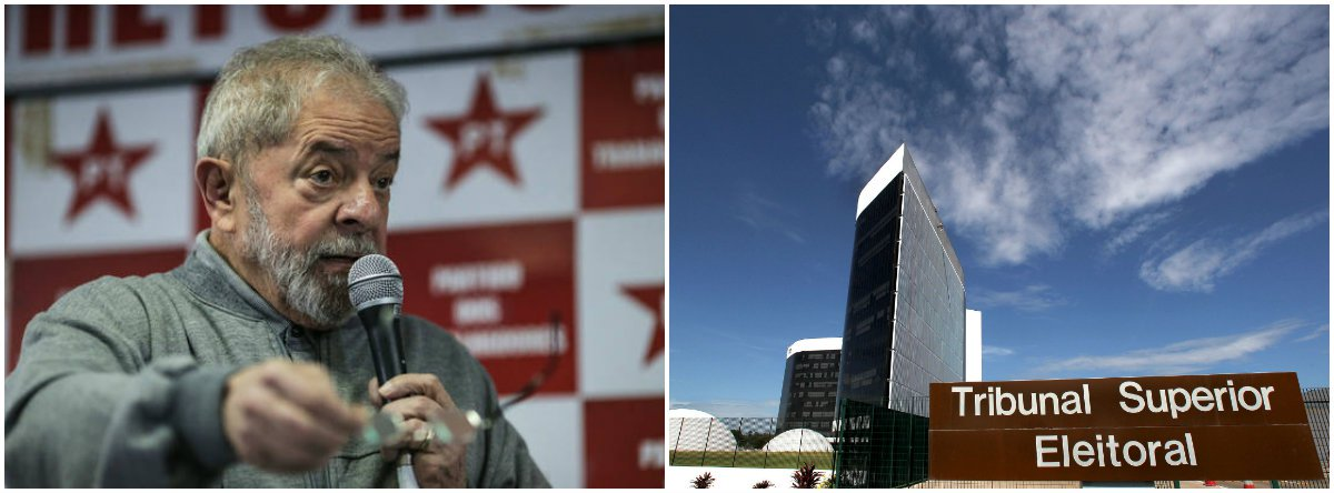 1,4 mil candidatos concorrem sub júdice; Lula não teve esse direito