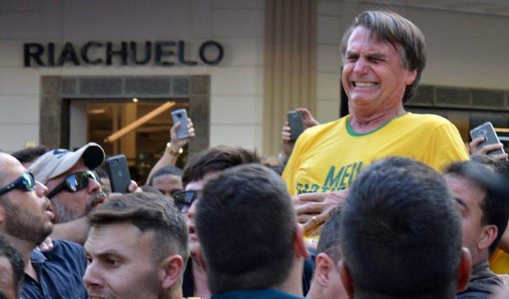Bolsonaro teve alta de temperatura e passou por drenagem de líquido, diz hospital