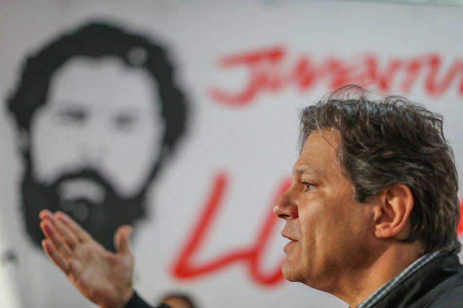 Haddad: TSE deve aguardar decisão do STJ antes de julgar candidatura Lula