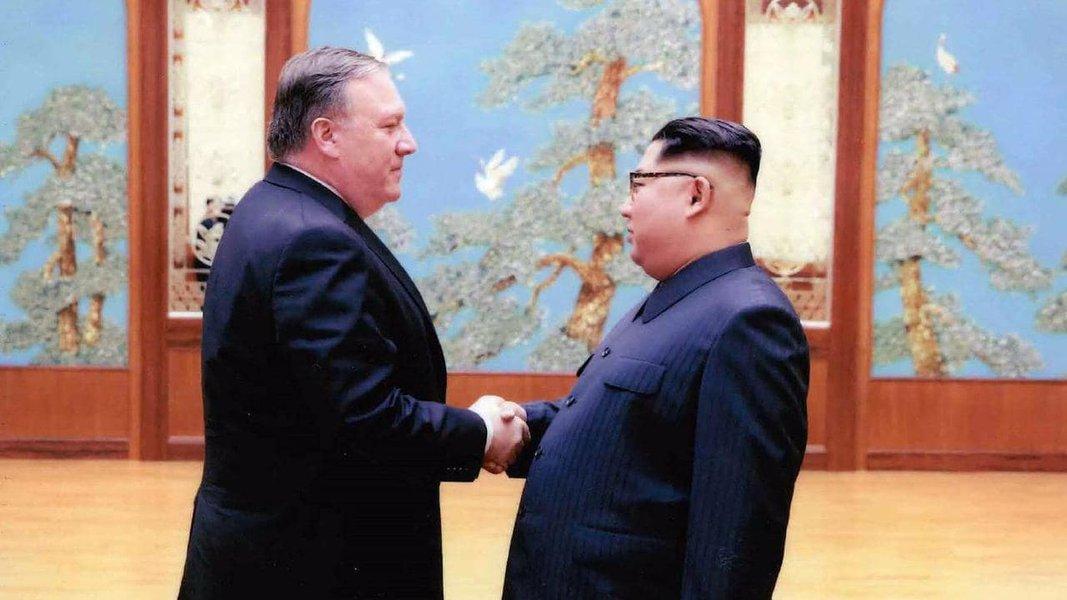 EUA estão prontos para retomar conversas com Coreia do Norte e buscam desnuclearização até 2021