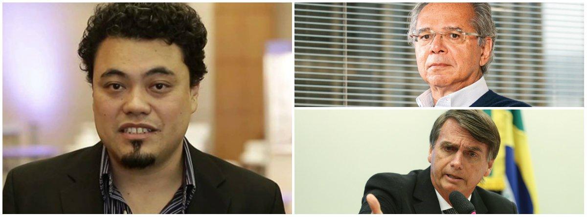 Sakamoto: quanto tempo até Paulo Guedes pedir o divórcio de Bolsonaro?