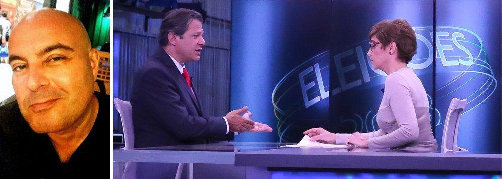 Ricardo Miranda: Datafolha diverge de Ibope e encolhe Haddad. Só Haddad
