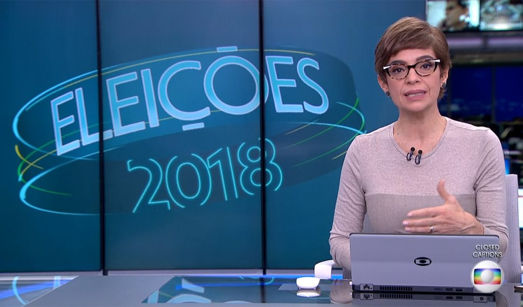 Tijolaço: Datafolha vira 'malabarismo estatístico' no Jornal da Globo