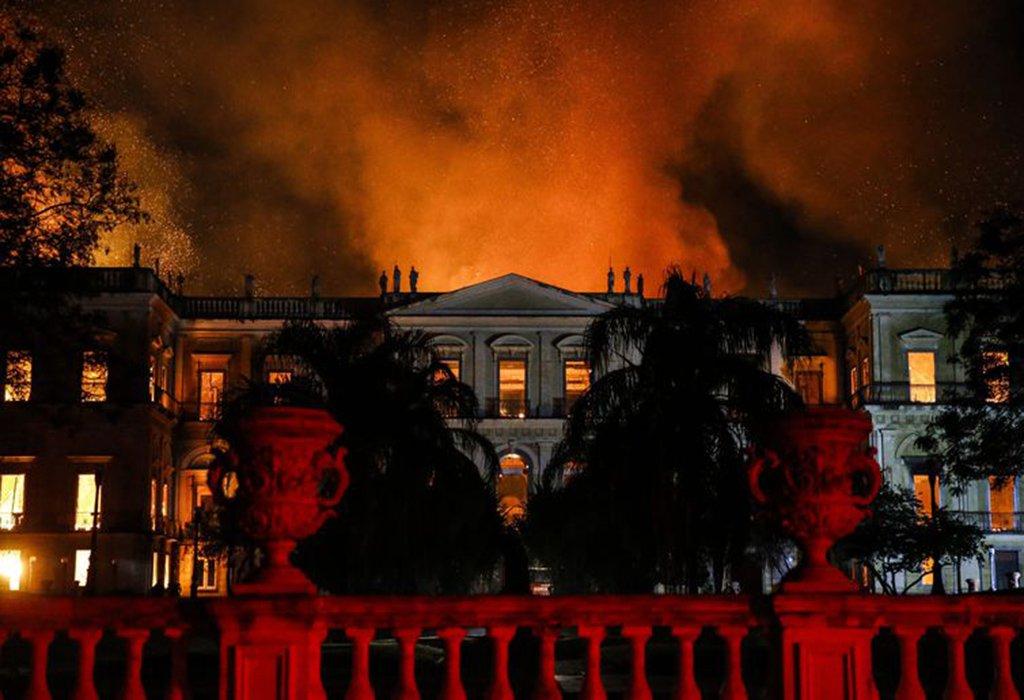 Depois do incêndio, a privatização