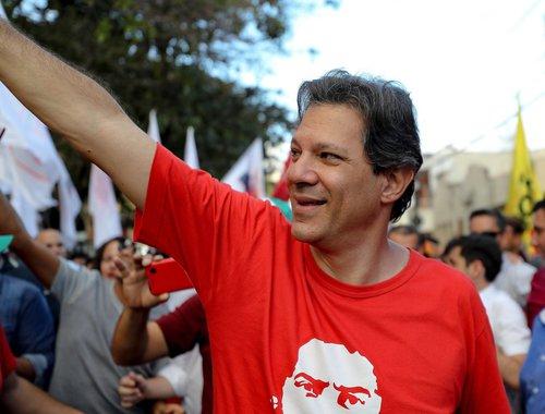 Haddad, o pacificador, será presidente