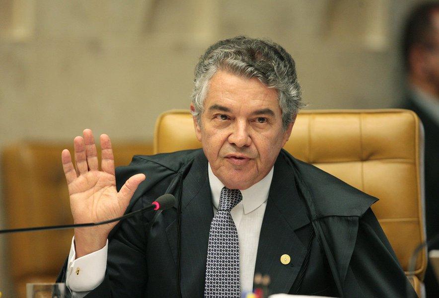Marco Aurélio acusa STF de manipular pauta e diz que foi obrigado a agir