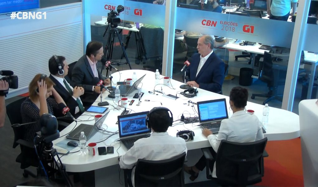 Ciro: traficantes propuseram acordo no Ceará e Camilo rechaçou