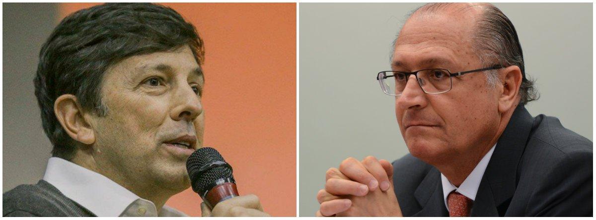 Amoêdo parte para cima de Alckmin: esquece que PSDB perde para PT há 16 anos