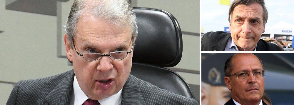 O PSDB, o leite derramado e o germe do fascismo