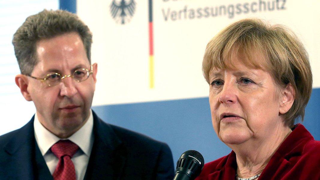 Alemanha demite chefe de espionagem por simpatizar com extrema direita