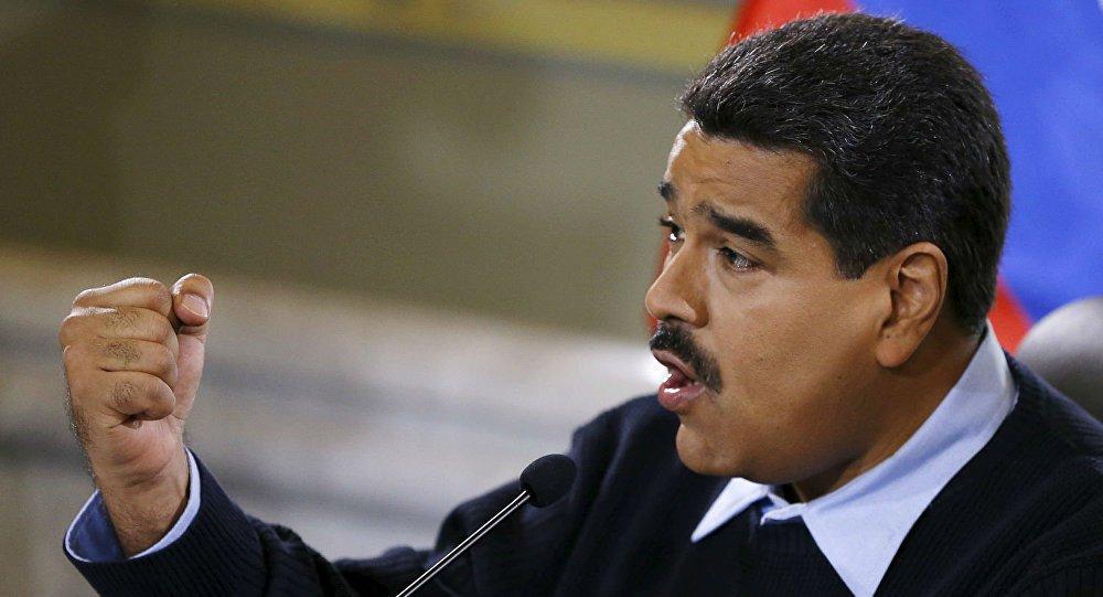 Maduro diz que Almagro é lixo e Venezuela está pronta para repelir invasão militar