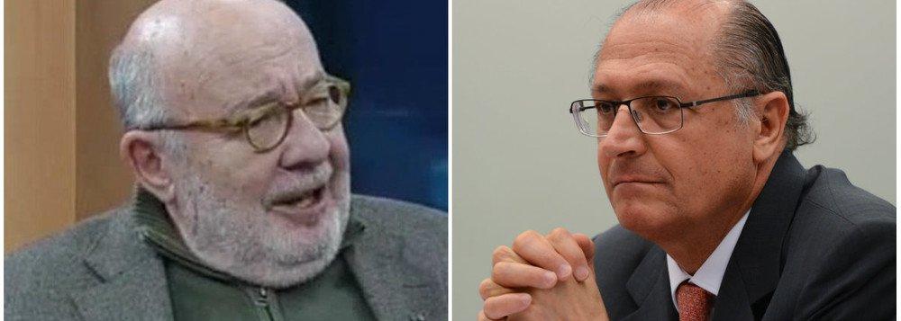 Kotscho: bateu o desespero em Alckmin e no centrão