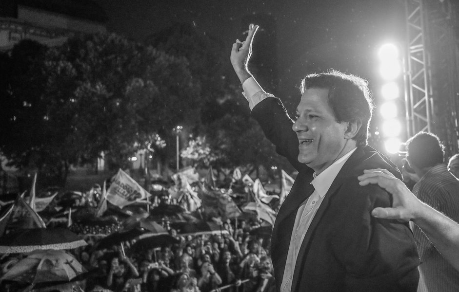 France Culture coloca Haddad no patamar de grande personalidade política
