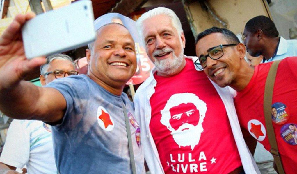 Ibope:Jaques Wagner lidera disputa ao Senado com 41%
