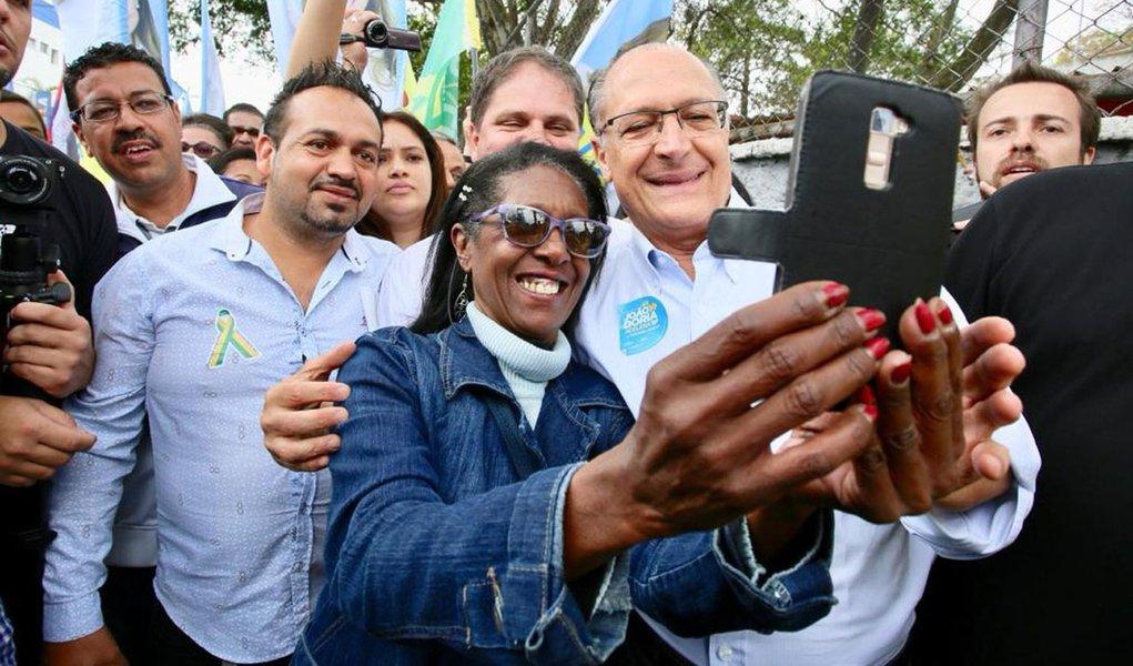 Alckmin defende imposto único para incentivar empreendedorismo