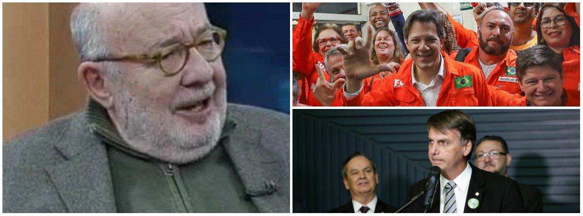 """Kotscho: disputa agora é entre """"voto útil"""" e """"voto inútil"""" para não acabar no 1º turno"""